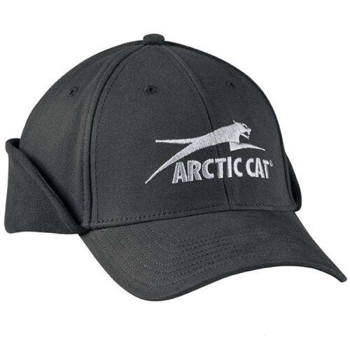 S//M New Arctic Cat Fitted Aircat Earflap Cap Part 5223-045