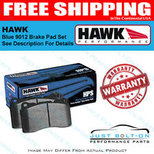 2800 2500 Hawk Blue 9012 Brake Pads Front For HB206E.565 2000 2002 2000C,