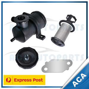 Premium-Uni-Oil-Catch-Can-fit-Nissan-Navara-D40-Euro-3-EGR-Blanking-Plate