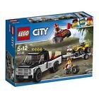 Lego 60148 todoterreno equipo carreras
