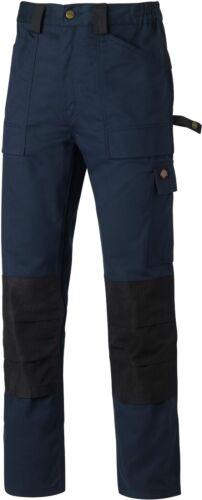 varie dimensioni Commercio Pantaloni Dickies ricattatore Duo Tone Cotone Pantaloni Da Lavoro Uomo