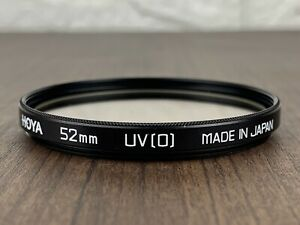 HOYA-52mm-Haze-UV-0-Pro-Lens-Filter-Protection-Lens-Thread-Clean-AUS-Seller