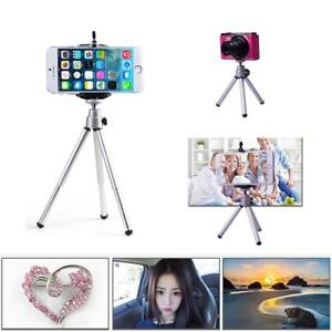 Professional-Camera-Tripod-Stand-Holder-For-Smart-Phone-iPhone-Samsung-Black