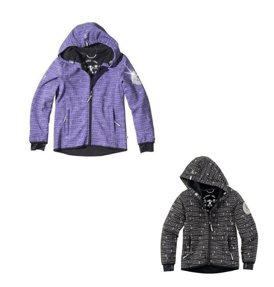Brands Softshell Jacket Exes Soft Shell Jacket 116-176 Outdoor Transitional Nuevo