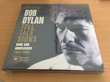 Bob Dylan Tell Tale Signs The Bootleg Series Vol 8 Deluxe 4 LP Vinyl BOX