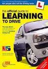 The Official Guide to Learning to Drive by Driving Standards Agency (Paperback, 2004)