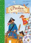 Piratengeschichten für 3 Minuten von Jutta Langreuter (2015, Gebundene Ausgabe)