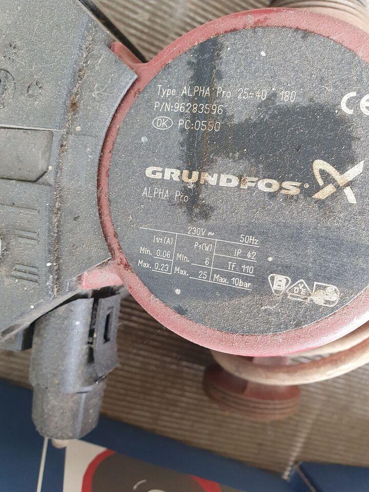 Pumpe, Grundfos