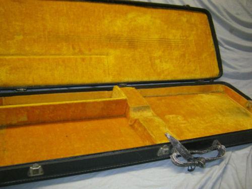 1966 GIBSON SG STANDARD CASE aus den USA
