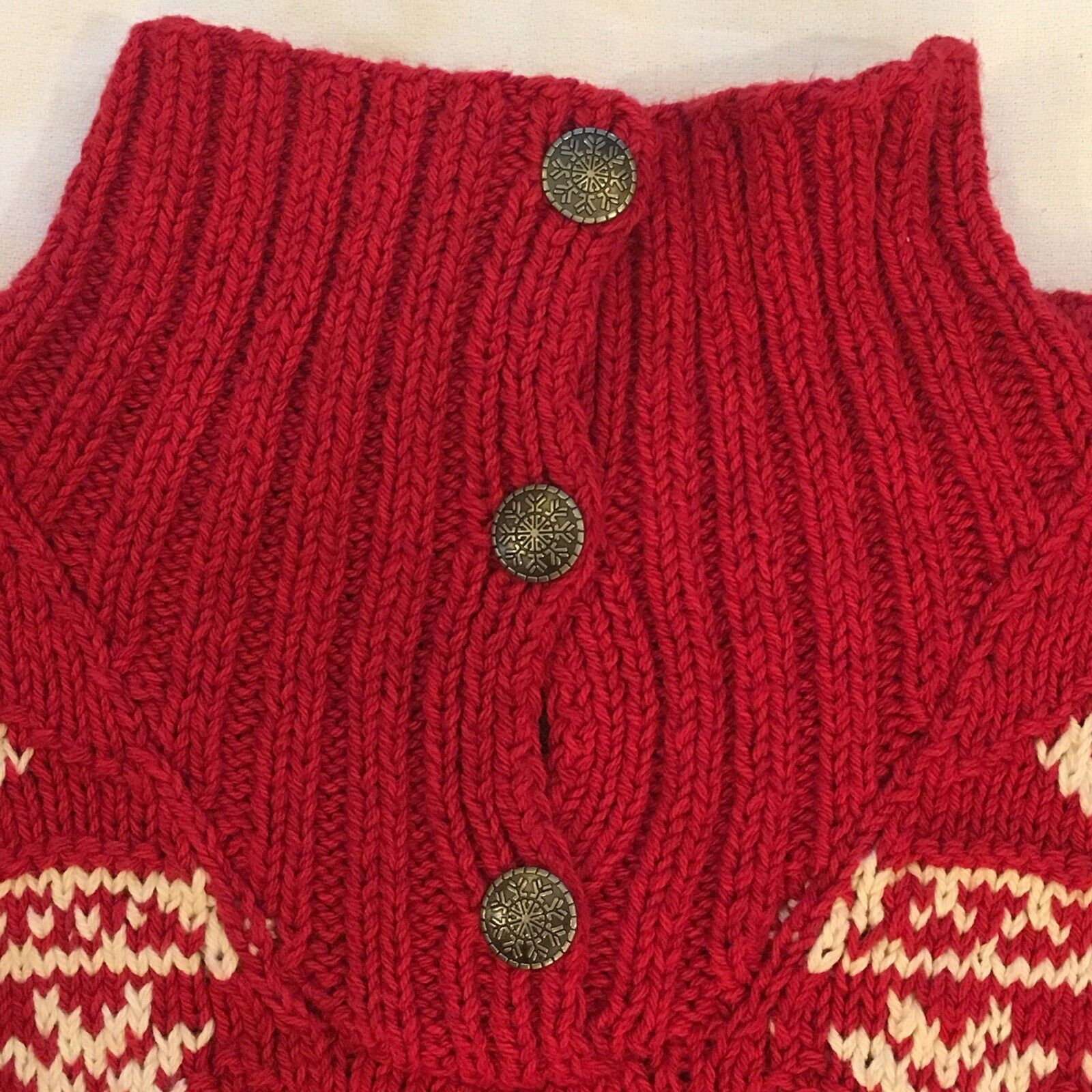NWTLAUREN RALPH LAUREN Red Knitted Sweater Size Size Size 1X fae9c9