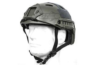 Lancer Tactical Helmet PJ Type (Foliage Green/Basic Version) 15602