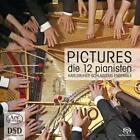 Pictures von Karlsruher Schlagzeug Ensemble,Die 12 Pianisten (2013)