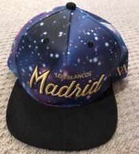 d415b05903a item 8 Madrid Los Blancos FC Football Soccer Snapback cap Unisex Adjustable  Hat -Madrid Los Blancos FC Football Soccer Snapback cap Unisex Adjustable  Hat