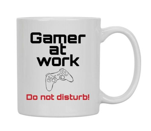 Ideal unique gift for gamer for boyfriend or girlfriend MUG Gamer gift FUNNY