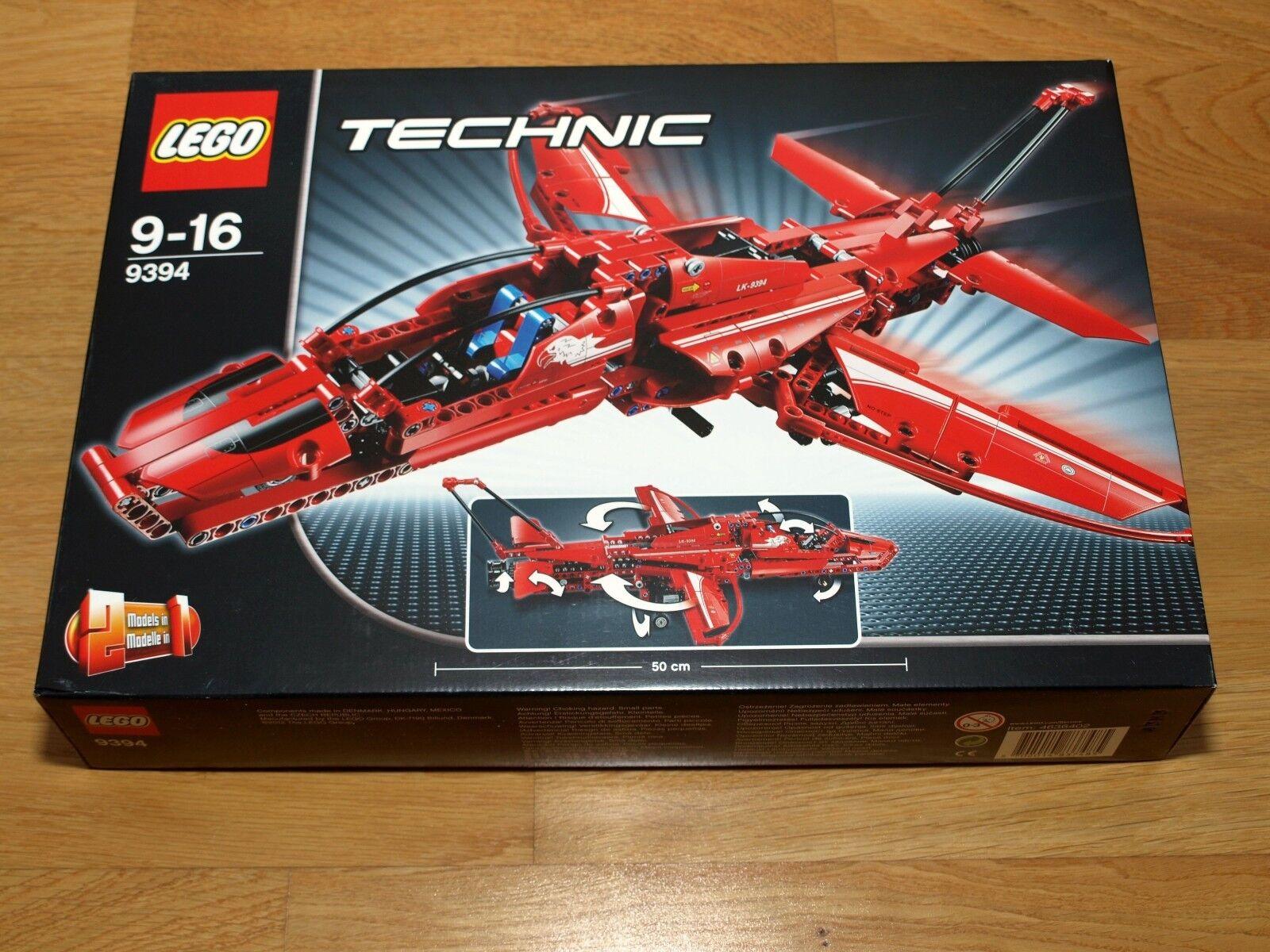 Lego Technic Jet Plane Set 9394 - BNISB