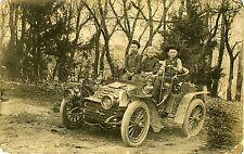 RA921 Early RP Vintage POSTCARD - 1902 Autocar Veteran Car