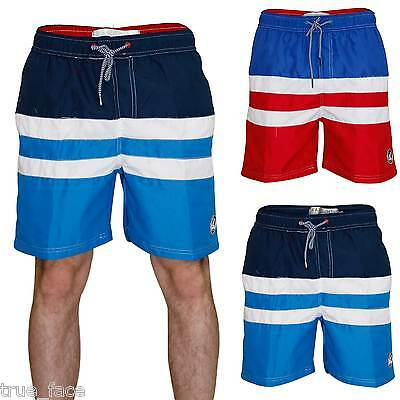 Intellektuell Mens Kangol Exercise Shorts Mesh Line Beach Swim Surf Designer Trunks Wir Haben Lob Von Kunden Gewonnen