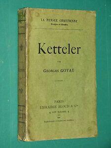 KETTELER-par-Geaorges-GOYAU-Christianisme-social