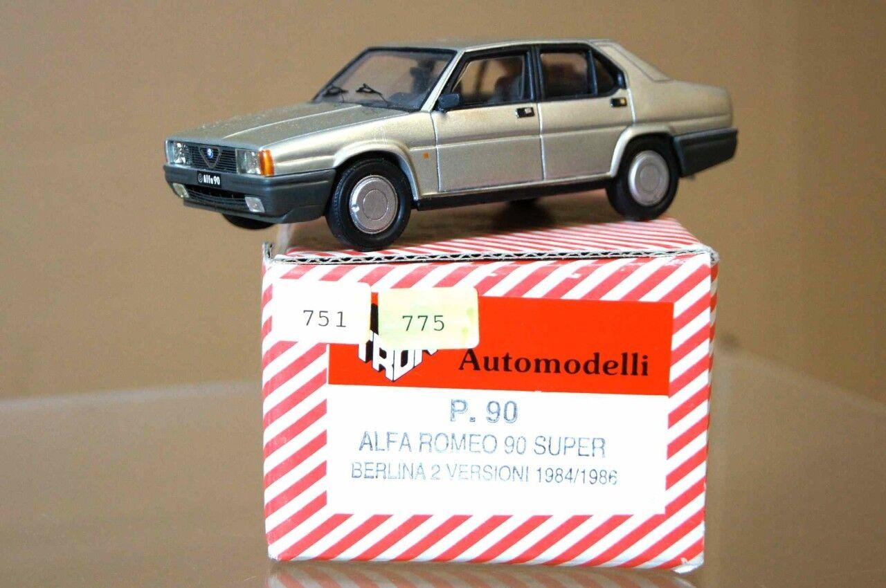 TRON 1984 ALFA ROMEO 90 SUPER BERLINA 2 SEDAN ar