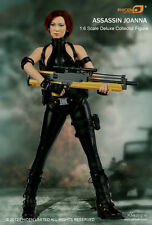 *Brand New* Phicen 1:6 Assassin Joanna Action Figure *US SELLER* Perfect Dark