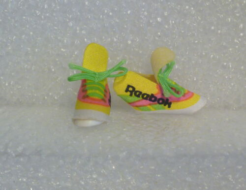 Reebok Sneaker Covers//Sneakers May Also Fit Some Skipper /& Blythe Barbie Shoes