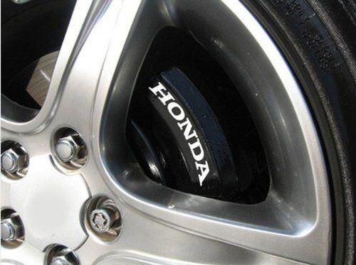 HI TEMP. Prelude Accord Si Curved HONDA caliper Decals Stickers Civic