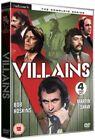 Villains - Complete (DVD, 2012, 4-Disc Set)