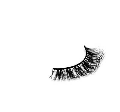 Real Mink Eyelashes Strip Lashes - Whispie Sweet Nothings (For Velour)