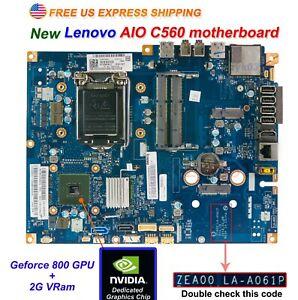LENOVO-IDEACENTRE-AIO-C560-Touch-LGA1150-ZEA00-LA-A061P-CIH81S-Motherboard