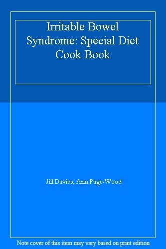 Irritable Bowel Syndrome: Special Diet Cook Book,Jill Davies, Ann Page-Wood