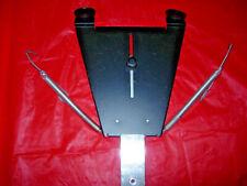 Vintage Police Radar Dash Antenna Bracket Stalker Mph Kustom Decatur