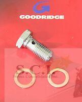 Honda Cb400f Cb500t Cb550 Cb750 Cb900 Cbx Gl1000 Gl1100 Banjo Bolt 10mm X 1.25