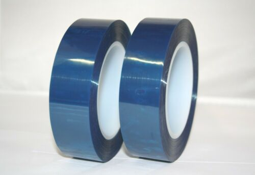 "Maxi 148 Blue 2/"" Polyester//Silicone Single Coated Splicing Tape *FREE SHIPPING"