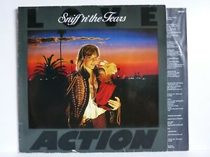Sniff-n-The-Tears-Vinyl-LP-Action-mit-OIS