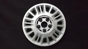 Chevy-Malibu-15-034-Wheel-Cover-Hub-Cap-Silver-Finish-9593496-00-01-02-03-04-05