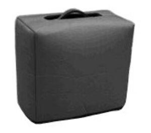Fender-Bronco-Tweed-Combo-Amp-Cover-Black-1-2-034-Padding-Tuki-Cover-fend015p