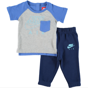 a477ee25d Image is loading Nike-Air-Infant-Tracksuit-Baby-Children-Full-Set-