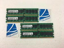 Lot of 2 - Samsung  M393T6450FG0-CCC 512MB PC2-3200R-10-C1 DIMM Memory