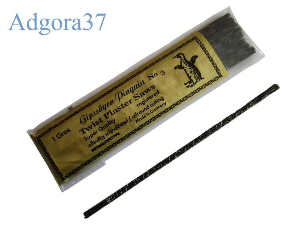 1 Abmessung 0,28 mm x 0,65 mm Dutzend Laubs/ägebl/ätter PINGUIN GOLD Holzlaubs/ägebl/ätter Nr