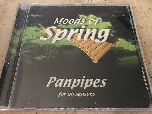 Moods of spring: Panpipes for all seasons, andet