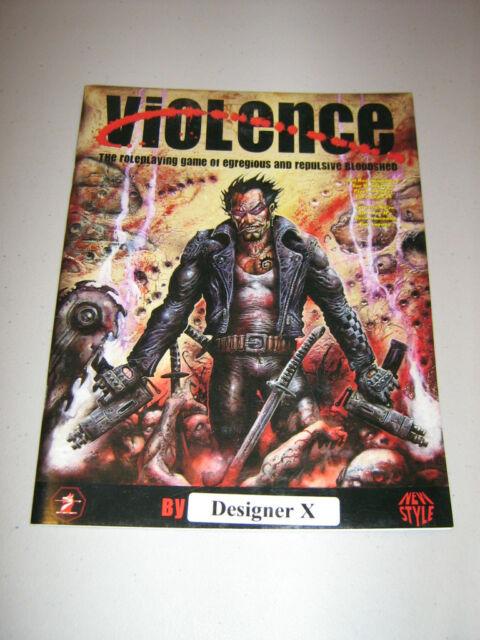 Violence (New)