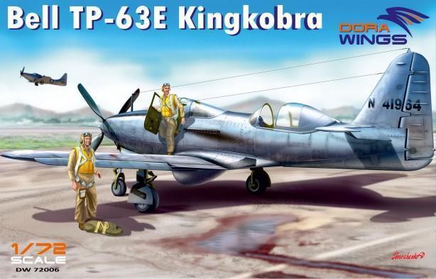 Dora Wings 1 72 Bell Tp-63e Kingcobra ( Due Due Due Posti ) aaf320