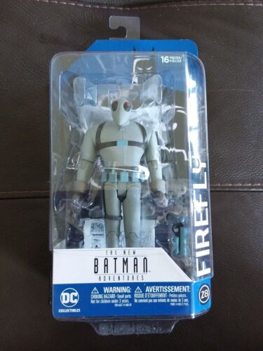 The New Batman Adventures Firefly Action Figure In stock