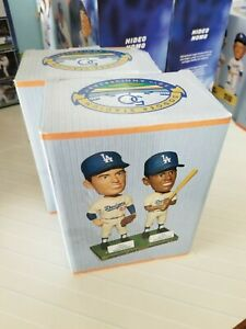 Don-Drysdale-Maury-Wills-Los-Angeles-Dodgers-2012-SGA-Bobblehead-Bobble-50th-NIB