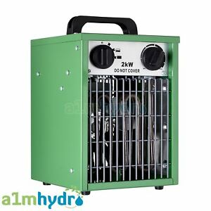 Hydrogarden-2KW-Electric-Greenhouse-Fan-Heater-Built-In-Thermostat-Hydroponics