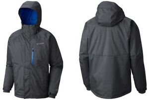 a0c321fdf2 Columbia Men s Alpine Action Hooded Insulated Winter Ski Jacket ...