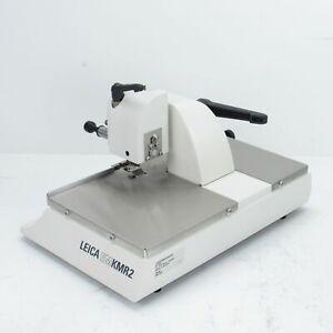 LEICA-EM-KMR2-GLASS-KNIFE-MAKER-FOR-EM-AND-LM-APPLICATIONS-706602-706-602