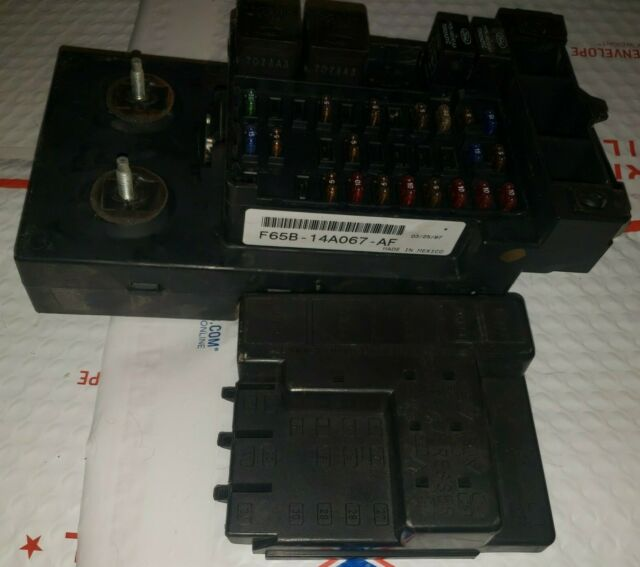2012 ACURA MDX AWD OEM Fuse Box Relay Junction Block Panel