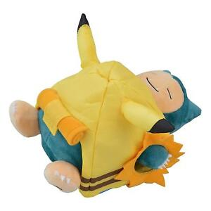 Pokemon-Center-Original-Muneca-De-Felpa-Pokemon-Summer-Vida-Snorlax-Japon-oficial