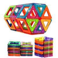 Us Ship Magnetic Building Blocks Construction Children Toys Educational Block